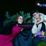 Dahlia Poland dan Pervez GGS Episode 390