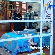 Dahlia Poland dan Ricky Harun GGS Episode 397