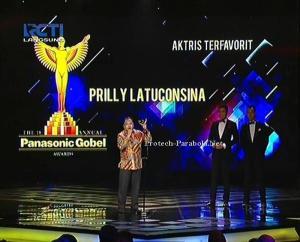 Kategori Aktris Prilly Latuconsina [Ganteng Ganteng Serigala - SCTV]