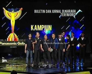 Kategori Buletin dan Jurnal Olahraga Kampiun