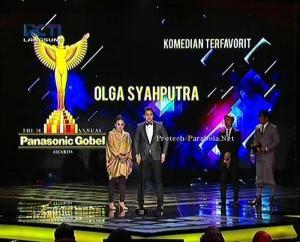 Kategori Komedian Olga Syahputra