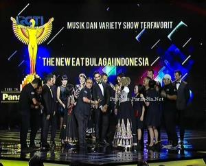 Kategori Musik dan Variety Show The New Eat Bulaga! Indonesia