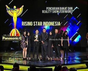 Kategori Pencarian Bakat dan Reality Show Rising Star Indonesia