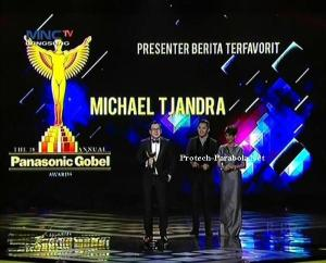 Kategori Presenter Berita Michael Tjandra
