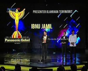 Kategori Presenter Olahraga Ibnu Jamil