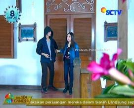 Aliando dan Prilly GGS Episode 413