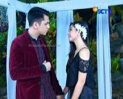 Foto Pernikahan Tristan dan Nayla GGS Episode 418