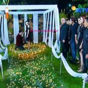 Foto Pertunangan Jessica Mila dan Kevin Julio GGS Episode 418