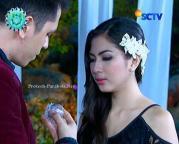 Foto Pertunangan Tristan dan Nayla GGS Episode 418