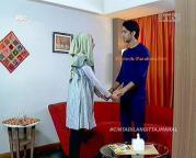 Mesra Nabila Syakieb dan Shaheer Syeikh Cinta Di Langit Taj Mahal