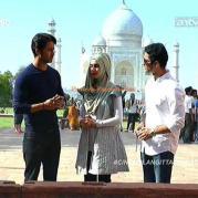 Shaheer Syeikh dan Nabila Syakieb Cinta Di Langit Taj Mahal 2