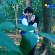 Romantis Aliando dan Prilly GGS Episode 460