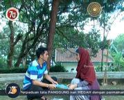 Mesra Ricky Harun dan Nina Zatulini Pangeran Episode 6