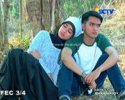 Foto Mesra Ricky Harun dan Fita Anggriani Pangeran Episode 54