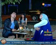 Mesra Ricky Harun dan Nina Zatulini Pangeran Episode 44