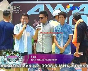 Pemenang Kategori Boy Band & Girlband Paling INBOX CJR