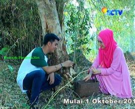 Ricky Harun dam Nina Zatulini Pangeran Episode 54