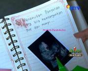 Buku Diary Janji Prilly dan Jessica GGS Returns Episode 20