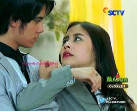 Foto Mesra Aliando dan Prilly GGS Returns Episode 15
