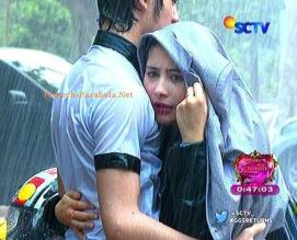 Foto Romantis Aliando dan Prilly GGS Returns Episode 12