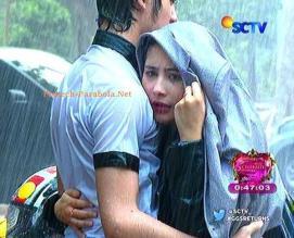 Foto Romantis Aliando dan Prilly GGS Returns Episode 12