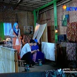 Mesra Nina Zatulini dan Ricky Harun Pangeran Episode 66