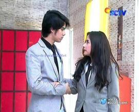 Romantis Mesra Aliando dan Prilly GGS Returns Episode 9