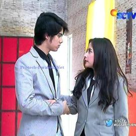 Romantis Mesra Aliando dan Prilly GGS Returns Episode 9
