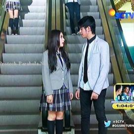 Aliando dan Prilly GGS Returns Episode 47