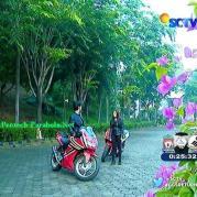 Foto Aliando dan Prilly GGS Returns Episode 48