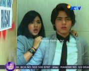 Foto Mesra Aliando dan Adinda Azani GGS Returns Episode 26