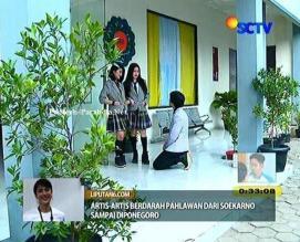 Foto Mesra Aliando dan Prilly GGS Returns Episode 31-4