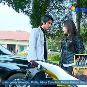 Foto Mesra Aliando dan Prilly GGS Returns Episode 38