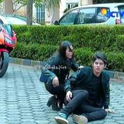 Foto Mesra Aliando dan Prilly GGS Returns Episode 47