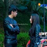 Foto Mesra Aliando dan Prilly GGS Returns Episode 48