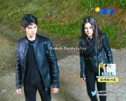 Foto Mesra Aliando dan Prilly GGS Returns Episode 49