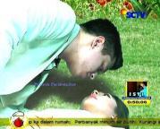 Foto Pangeran Mencium Kening Jessica GGS Returns Episode 22