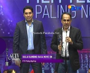 Pemenang Kategori Film Televisi Paling Ngetop Gulai Kambing Rasa Move On