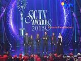 Daftar Lengkap Pemenang SCTV Awards2015