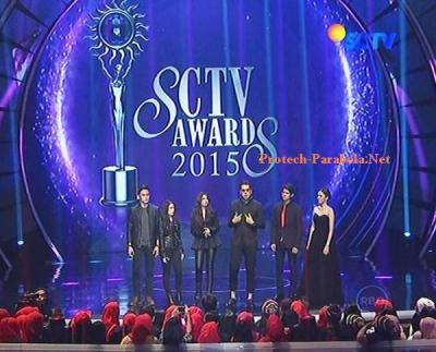 SCTV Awards 2015