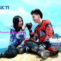 Kumpulan Foto Mesra dan Romantis Stefan William dan Natasha Wilona Anak Jalanan Episode 61-130 RCTI