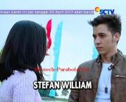 Stefan William Sebagai Boy
